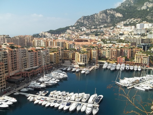 AS Monaco's headquaters might need to move to France