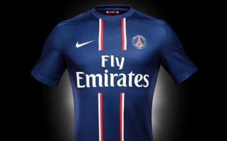 The partnership contract between PSG and Emirates has been extended until 2018